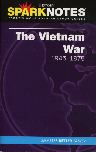 9781411404267: The Vietnam War (Sparknotes History Notes)