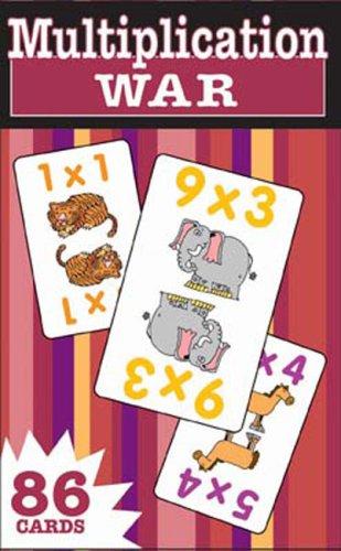 9781411404618: Multiplication War (Flash Kids Flash Cards)