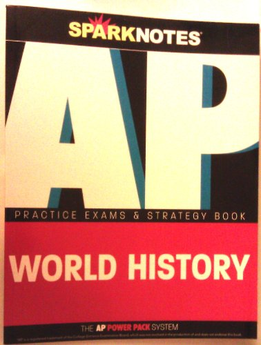 9781411404861: Spark Notes AP Power Pack: World History