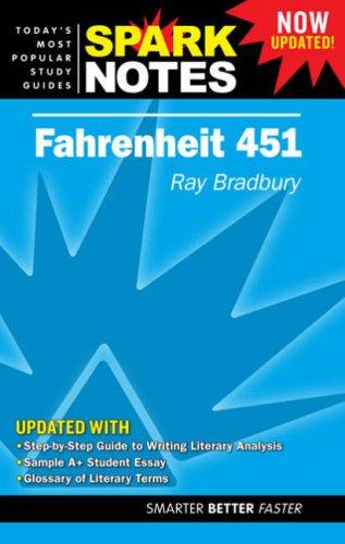 Fahrenheit 451 -SparkNotes ((REV)07) by Bradbury, Ray [Paperback (2008)]: Bradbury