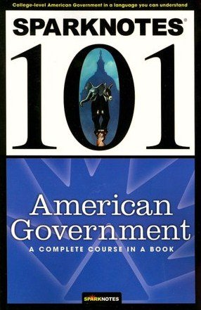 9781411405165: Sparknotes 101 American Government