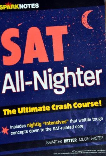 9781411405219: SAT All-Nighter