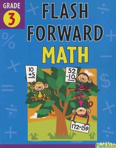 9781411406391: Flash Forward Math: Grade 3 (Flash Kids Flash Forward)