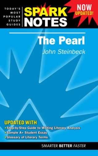 9781411407244: The Pearl (SparkNotes Literature Guide Series)