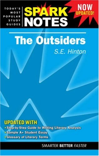 9781411407268: The Outsiders (Spark Notes Literature Guide)