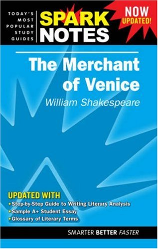 9781411407282: Merchant of Venice (SparkNotes Literature Guide)