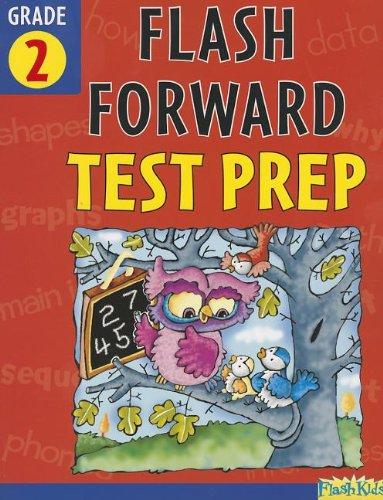 9781411416161: Flash Forward Test Prep: Grade 2 (Flash Kids Flash Forward)