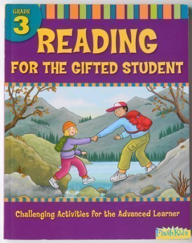 9781411416536: Reading for the Gifted Student Grade 3 (For the Gifted Student)