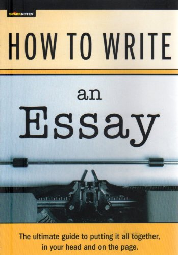 9781411423435: How to Write an Essay