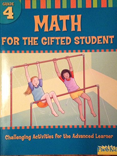 9781411426412: Math for the Gifted Student Grade 4 (For the Gifted Student)