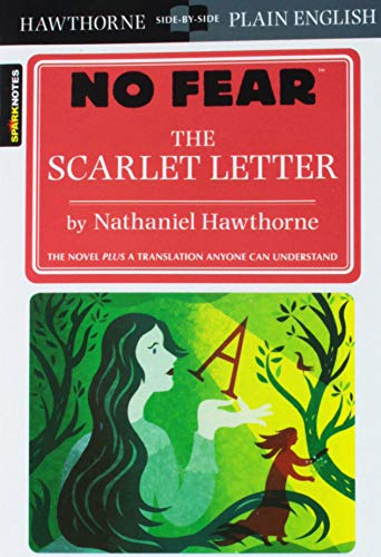 9781411426979: The Scarlet Letter (No Fear) (Volume 2)