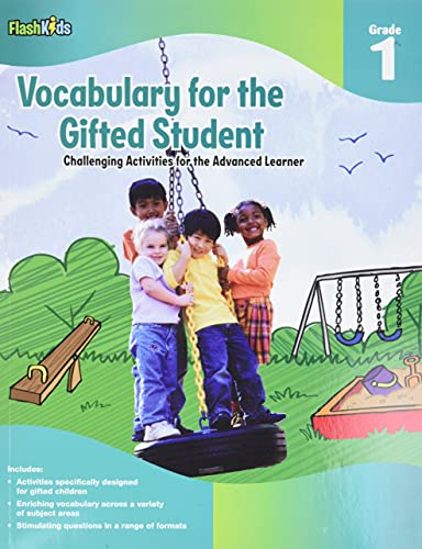 9781411427679: Vocabulary for the Gifted Student Grade 1 (For the Gifted Student): Challenging Activities for the Advanced Learner
