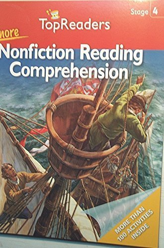 More Nonfiction Reading Comprehension, Stage 4 (Top Readers): Bonnier Books