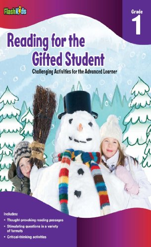 9781411434271: Reading for the Gifted Student Grade 1 (For the Gifted Student)