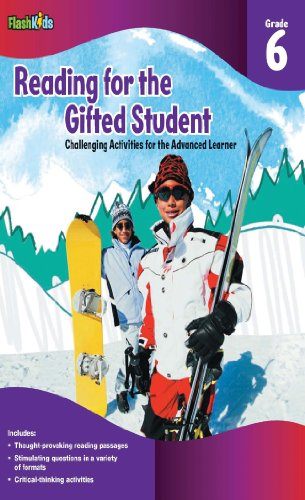 9781411434325: Reading for the Gifted Student Grade 6 (For the Gifted Student)