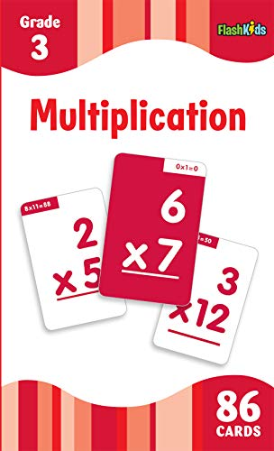 9781411434417: Multiplication (Flash Kids Flash Cards)