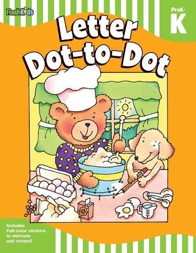 9781411434622: Letter Dot-to-Dot: Grade Pre-K-K (Flash Skills)