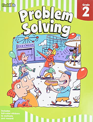 9781411434639: Problem Solving: Grade 2 (Flash Skills)