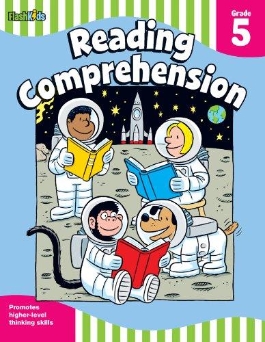 9781411434769: Reading Comprehension: Grade 5 (Flash Skills)