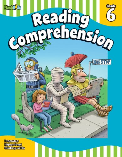 9781411434776: Reading Comprehension: Grade 6 (Flash Skills)