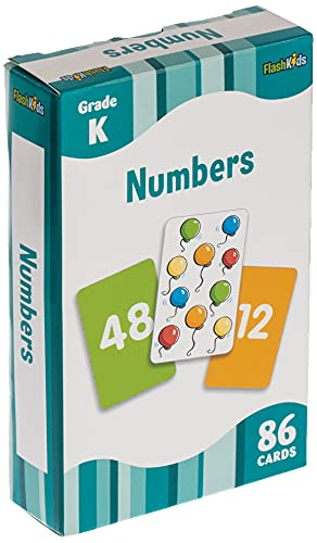 9781411434783: Numbers (Flash Kids Flash Cards)
