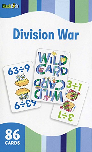 9781411434875: Division War (Flash Kids Flash Cards)
