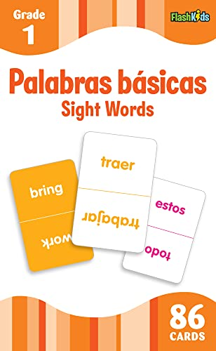 9781411434929: Sight Words (Flash Kids Spanish Flash Cards) 86 Cards (Flash Kids Flash Cards)