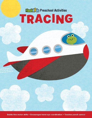 9781411458116: Tracing (Flash Kids Preschool Activity)
