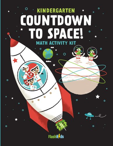 Countdown to Space (Math Activity Kit): Flash Kids