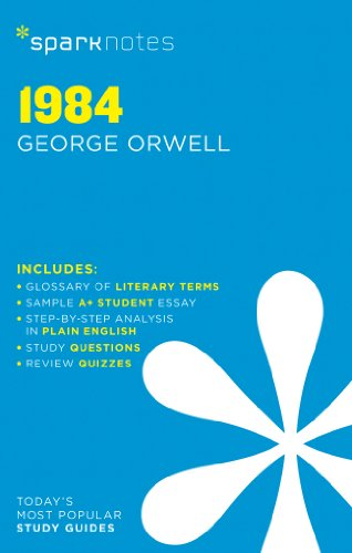 1984 SparkNotes Literature Guide (Volume 11) (SparkNotes: SparkNotes, Orwell, George