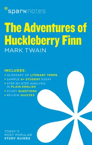 9781411469396: The Adventures of Huckleberry Finn SparkNotes Literature Guide (SparkNotes Literature Guide Series)