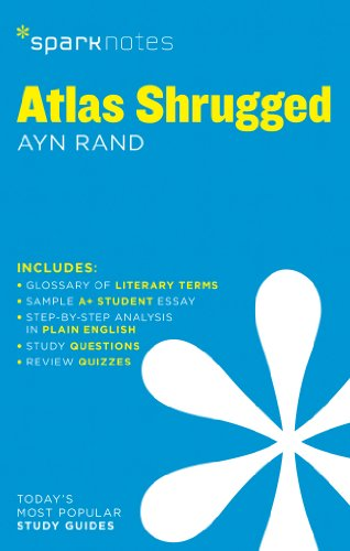 9781411469433: SparkNotes: Atlas Shrugged SparkNotes Literature Guide (Sparknotes Literature Guide Se)