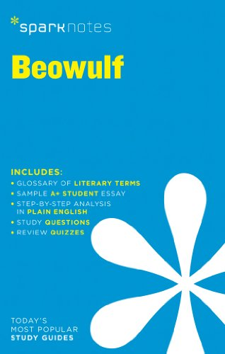9781411469440: Beowulf SparkNotes Literature Guide (SparkNotes Literature Guide Series)