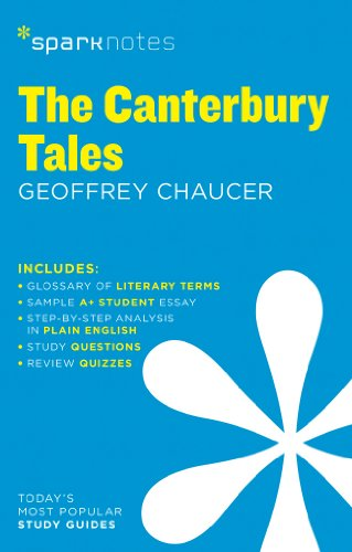 9781411469464: The Canterbury Tales SparkNotes Literature Guide (Sparknotes Literature Guide Se)