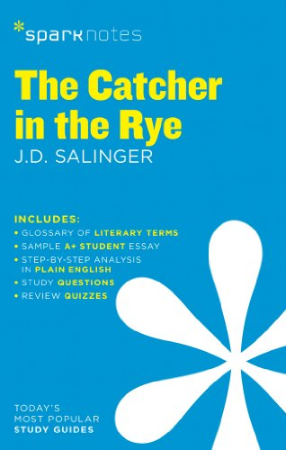 9781411469471: The Catcher in the Rye SparkNotes Literature Guide