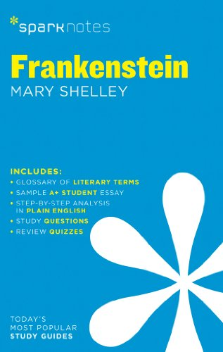 9781411469549: Frankenstein by Mary Shelley (SparkNotes Literature Guide)