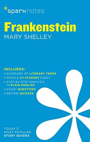 9781411469549: Frankenstein SparkNotes Literature Guide (SparkNotes Literature Guide Series)