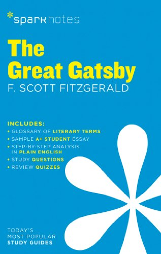The Great Gatsby SparkNotes Literature Guide (SparkNotes: SparkNotes, Fitzgerald, F.