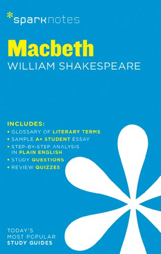 Macbeth SparkNotes Literature Guide (SparkNotes Literature Guide: SparkNotes; Shakespeare, William