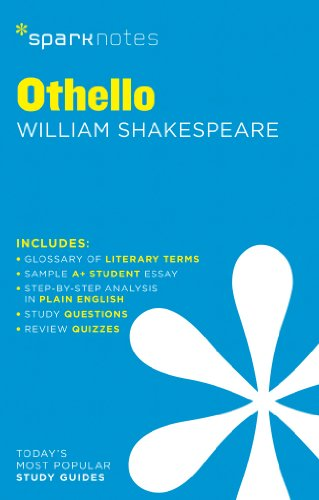 9781411469624: Othello SparkNotes Literature Guide (SparkNotes Literature Guide Series)