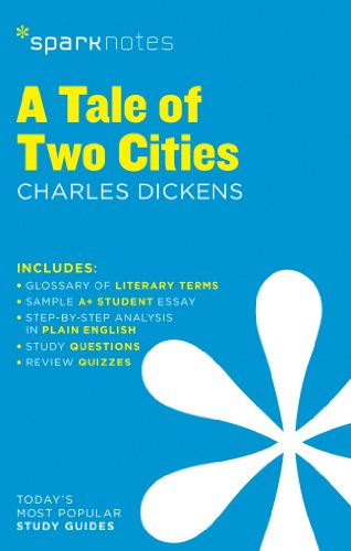 9781411469662: Tale of Two Cities by Charles Dickens, A (Sparknotes)