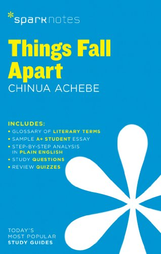 9781411469686: Things Fall Apart SparkNotes Literature Guide (SparkNotes Literature Guide Series)