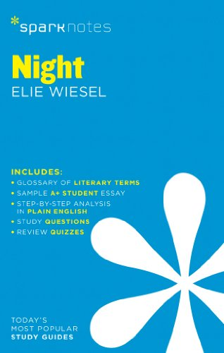 an analysis of the religious questions in night by elie wiesel Night analysis elie wiesel night analysis night itself comes to symbolize death and focuses on wiesel's religious dilemmas as they are reflected in his.