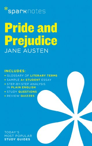 9781411469785: Pride and Prejudice SparkNotes Literature Guide (Volume 55) (SparkNotes Literature Guide Series)