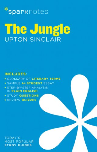 The Jungle SparkNotes Literature Guide (SparkNotes Literature: SparkNotes, Sinclair, Upton