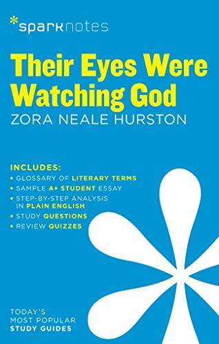 9781411469877: Their eyes were watching God: Zora Neale Hurston (SparkNotes)