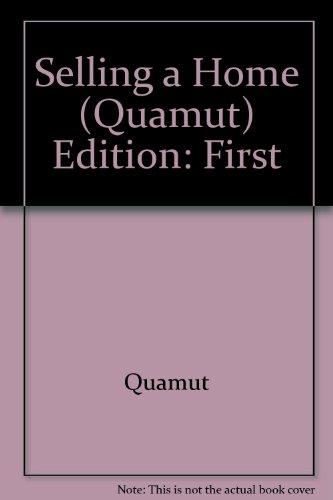 9781411497009: Selling a Home (Quamut)