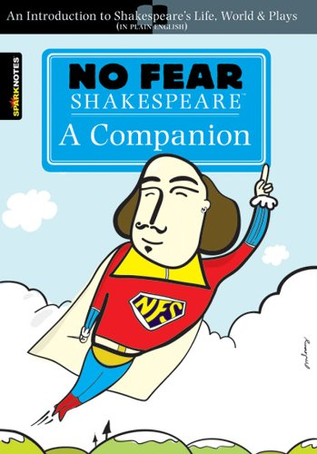 9781411497467: No Fear Shakespeare: A Companion (No Fear Shakespeare)
