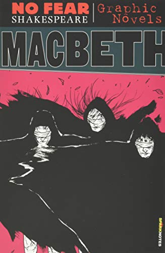 9781411498716: Macbeth (No Fear Shakespeare Graphic Novels) (No Fear Shakespeare Illustrated - Graphic Novels)