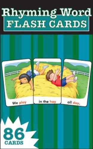 9781411499638: Rhyming Words (Flash Kids Flash Cards)